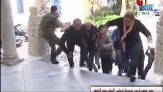 8 crocieristi ravennati sfuggiti all'attacco terroristico al museo del ...