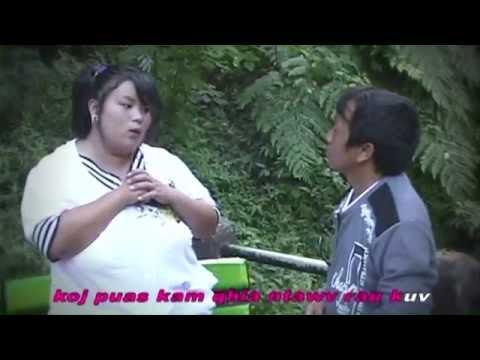 Kawm Lus As Kiv - Ab Xob & Paj Ntshua Nplaim (видео)