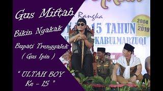 Download Video VIRAL.. GUS MIFTAH BIKIN GUS IPIN (BUPATI TRENGGALEK) NGAKAK acara 15 tahun BOY Trenggalek MP3 3GP MP4