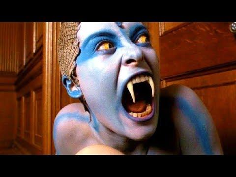 LAIR OF THE WHITE WORM Trailer (1988) Retro Horror