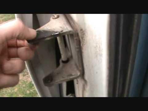 1988 Chevy Door Pin Replacement