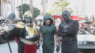 Nonton Zoom CW Cosplay and Lonespeedster at Long Beach Comic Con 2016! Film Subtitle Indonesia Streaming Movie Download