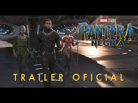 Trailer do filme Pantera Negra