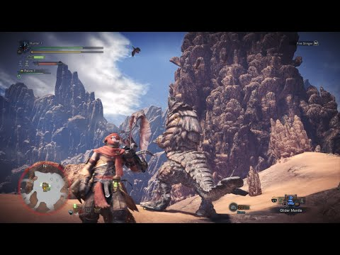 14 Minutes Of Monster Hunter World Gameplay - Gamescom 2017