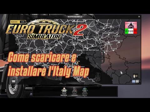 ItalyMap v2.0 (upd. 30.06.17) [1.27.x]