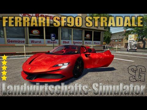Ferrari SF90 Stradale 2020 v1.0