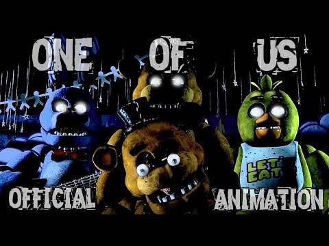 One of Us [Official Animated Music Video]