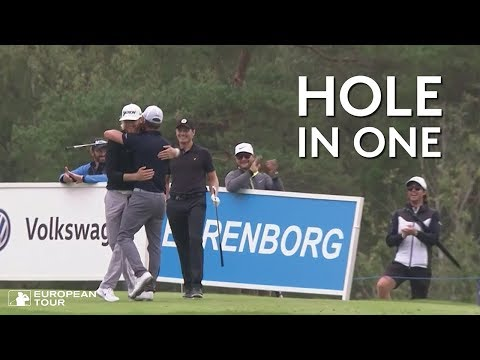 Sébastien Gros Makes An Ace In Sweden | Holes In One