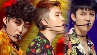 Video 《POWERFUL》 EXO - Ko Ko Bop @인기가요 Inkigayo 20170730 MP3, 3GP, MP4, WEBM, AVI, FLV Juni 2018