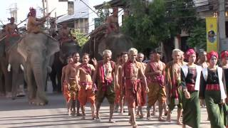 Thailand. Elephant Festival In Surin # 1