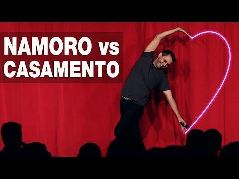 Stand Up - Namoro vs Casamento