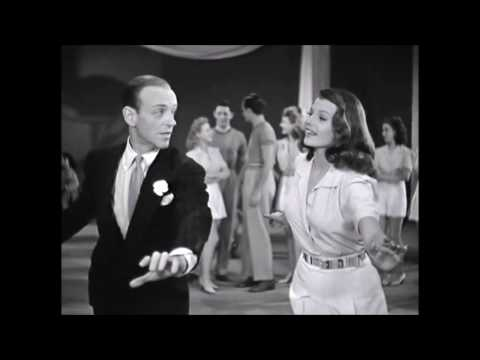 "Fred Astaire & Rita Hayworth - ""You'll Never Get Rich"" (1941)"