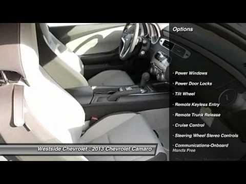 2013 Chevrolet Camaro Katy Texas 30825