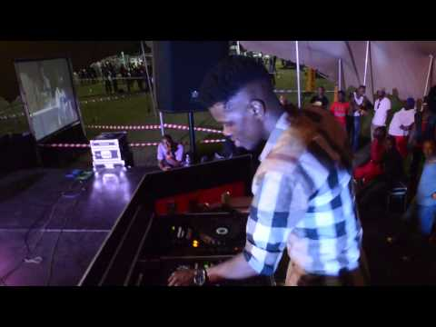 Black Motion Perfoming LIVE:  @Afro-Kalalwa Picnic 2 March 2014.