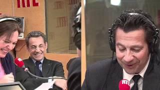 Video La chronique de Laurent Gerra devant Nicolas Sarkozy (réalisation Gaya Bécaud) - RTL - RTL MP3, 3GP, MP4, WEBM, AVI, FLV Oktober 2017