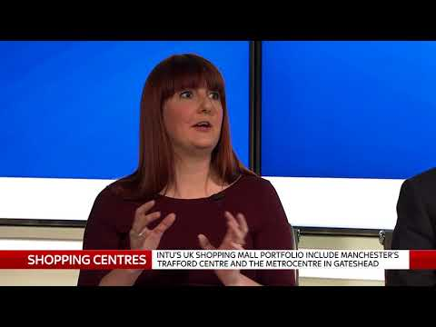 WHAT DOES THE FUTURE HOLD FOR BRITAIN'S SHOPPING CENTRES
