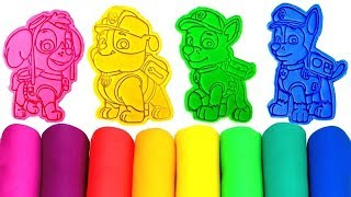 Video Learn Colors with Play Doh Paw Patrol Molds Surprise Toys Fun for Kids MP3, 3GP, MP4, WEBM, AVI, FLV September 2018
