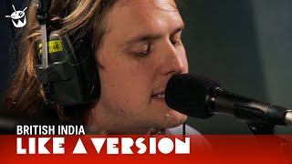 British India - I Can Make You Love Me (live on triple j)