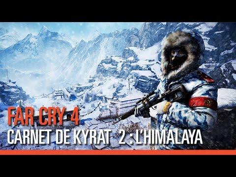 Far Cry 4 : balade dans les montages en vidéo