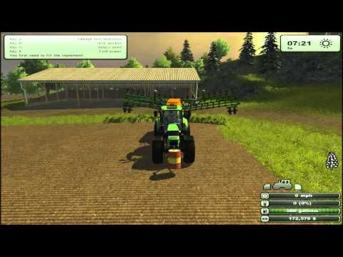 обзор Farming Simulator 2013
