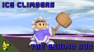 SSBMTutorials – Are You an Ice Climbers Player?