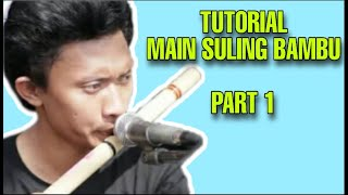 Download Video Tutorial main suling bambu.. MP3 3GP MP4