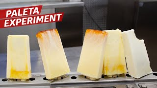 Experimenting with Flan-Based Paletas at La Neyorkina— Sugar Coated by Eater