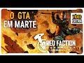 Review E Gameplay Red Faction Guerrilla Resmasterizado