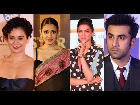 Deepika Padukone Talks About Anushka, Kangna & Ran