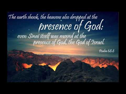 The Danger Of The Presence Of God by O R Fauss