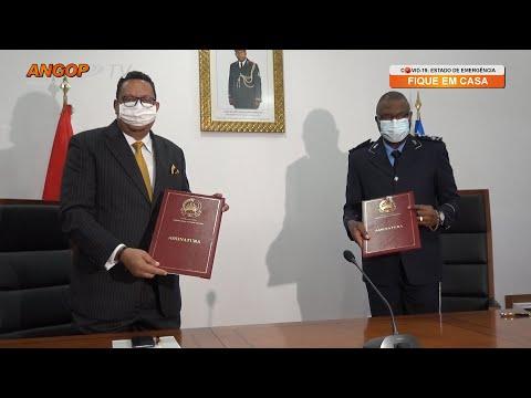 PN e OAA assim acordo de colaboração