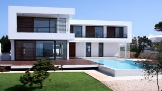 Minecraft: How to Build a Realistic Modern House /  Modern House Tutorial