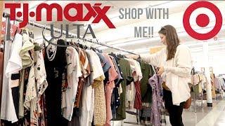 On The Hunt   Tj Maxx  Target    Ulta Shop With Me   I