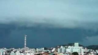 impressionante ciclone devasta florianopolis sc