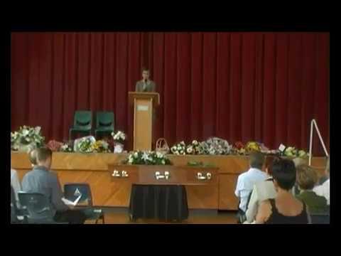 Josh's Funeral Part1