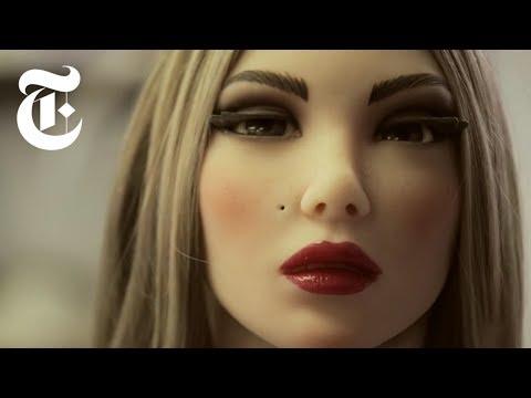 Uncanny Lover: Building a Sex Robot & more NYT Robotica Episodes