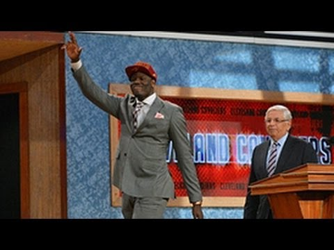 draft - Check out the Cleveland Cavaliers as they kicked off the 2013 NBA draft by selecting Anthony Bennett, the high-scoring power forward from UNLV, with the top ...