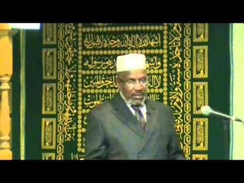 Imam Qasim Ahmed Jumah Kubah (Friday Prayer)(1/4)