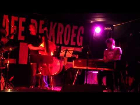 Cafe de Kroeg Live 30 mei 2013, Mike Roelofs, Wiro Mahieu, Ruud Voesten, Ewout Derksen