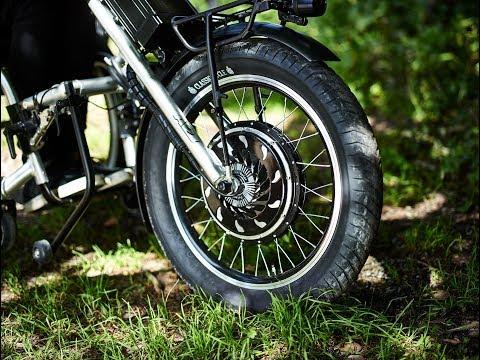 El.-Rollstuhlzuggerät c-Power von A2J