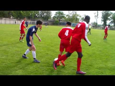 15/04/17 - TOP GONES - U17 - FAVIA ASR VS FC LYON 1