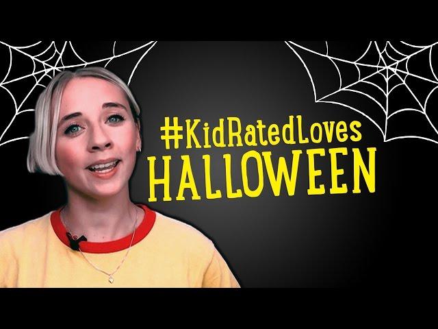 #KidRatedLoves Halloween