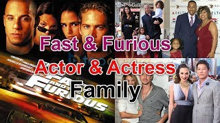 Nonton 12 Fast And Furious Actor   Actress With Family   Family Photos Of Fast And Furious Hero   Heroine Film Subtitle Indonesia Streaming Movie Download