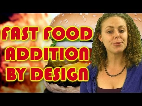 How Fast Food is Designed For Addiction&Obesity, Psychetruth Nutrition, Corrina