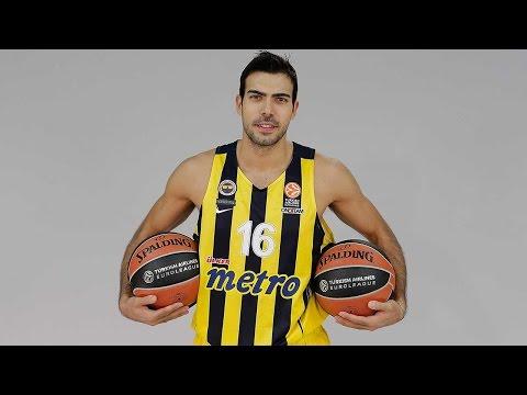 Video Replay: Kostas Sloukas, Fenerbahce Istanbul