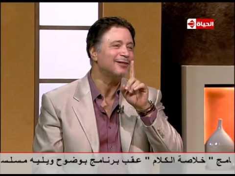 بالفيديو:إيمان البحر درويش:لا أقارن نفسي بكرم مطاوع في تقديم شخصية سيد درويش