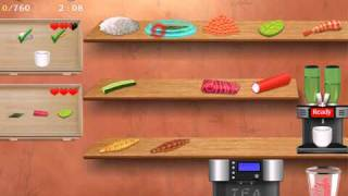 Sushi Bar Lite YouTube video