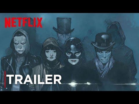 Netflix's The Magic Order