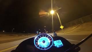 2. Suzuki B king vs ZX10r 186 mph sem capassete (friendly)