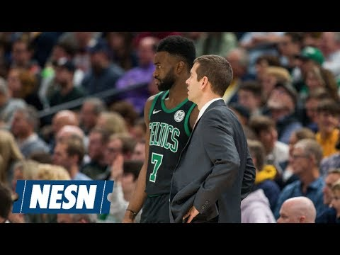 Video: The Celtics Take On The Nuggets